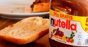 Nutella: nueva receta con más azúcares y menos cacao