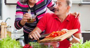 alimentación saludable en la tercera edad