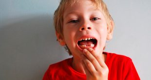 ¡Se me ha caído mi primer diente de leche!